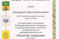 Стрежкова Л.В._Серт ДОиН _23.01.2020